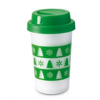 300ml Insulated Christmas Mug